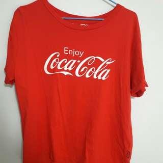 可口可樂短袖