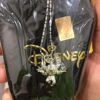 迪士尼史迪奇正版項鍊