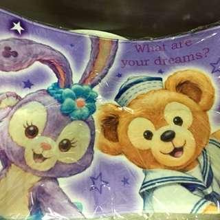 達菲熊與史黛拉腳踏墊