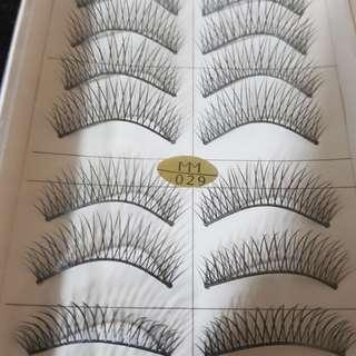 DIY Korea False Eyelashes (10 pairs)