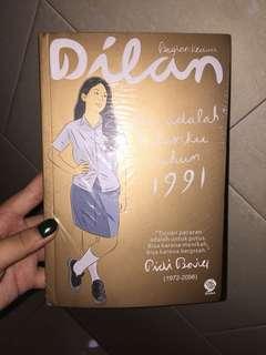 Dilan's 1991 novel