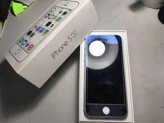 iPhone 5s GOLD 16gb GB FACTORY UNLOCKED FU