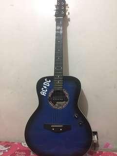 Ruben Lumanog Acoustic guitar