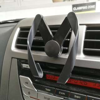 M style car phone holder