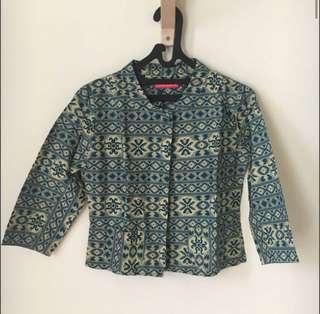 Luckishop kemeja batik