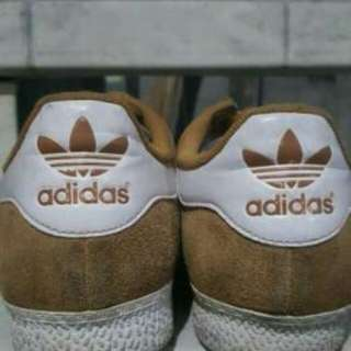 Adidas Gazelle. Used but not abused. 100% authentic.