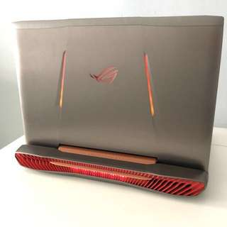 Gaming laptop ASUS ROG G752VY