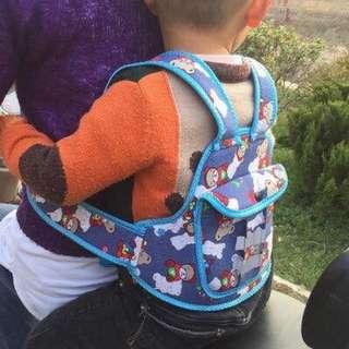 升級版兒童摩托車安全帶