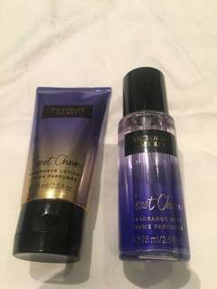 Secret Charm Fragrance Mist & Lotion