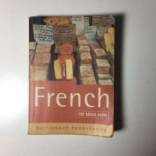 French - The Rough Guide (Dictionary Phrasebook)