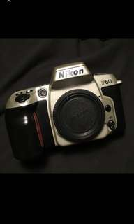 Nikon F60 Film SLR CAMERA