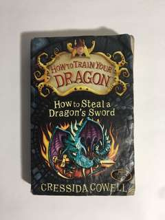 How To Train Your Dragon : How To Steal A Dragon's Sword