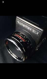 Rolleiflex SLX MF Camera