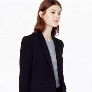 Mango Suit Collection Blazer Black