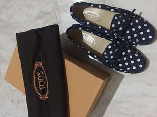 Tods loafers shoes