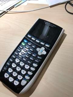 TI 84 Plus C Silver Edition
