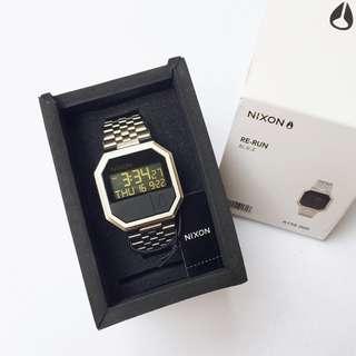 New Authentic Nixon Re-Run Digital Watch 80s Retro