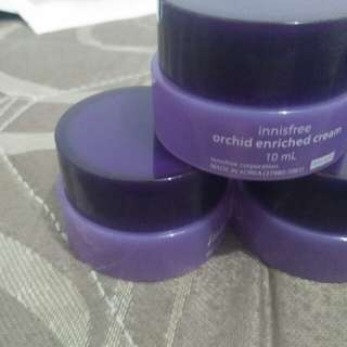 Innisfree orchid encriched cream 10ml