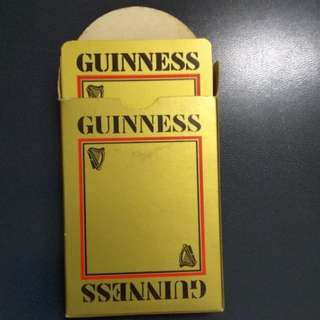 Guinness playing cards deck