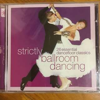 Strictly Ballroom Dancing ( CD )
