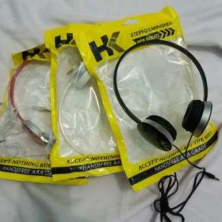 HEADPHONE ( earphone )