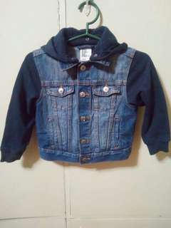 H&M boys kids denim maong jacket