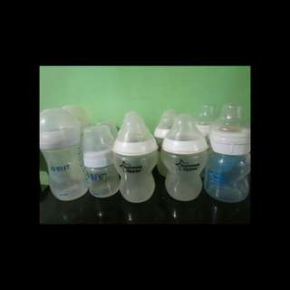 Feeding Bottles 10 pcs for 500