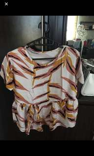 Brand name: Bazaar Size: Freesize (fits up to M) Price: 100