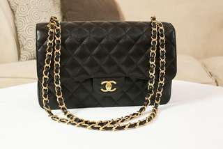 Chanel Authentic jumbo