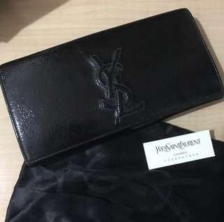 🈹YSL long wallet/ clutch長銀包