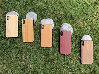Design Your Own Wood Cases for iPhone and Samsung