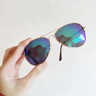 Sunnies Aviator Sunglasses