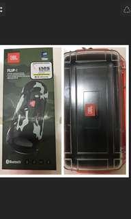 Bundle offer JBL Bluetooth speaker FLIP 4