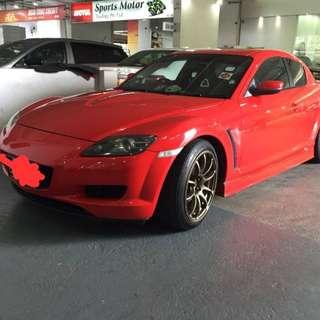 Mazda Rx8 1.3A