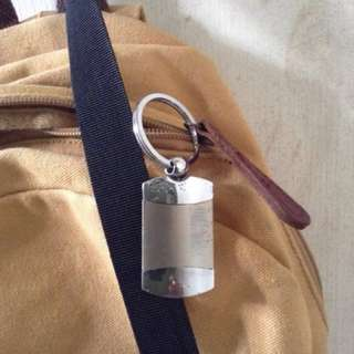 Vintage Pall Mall keychain lighter
