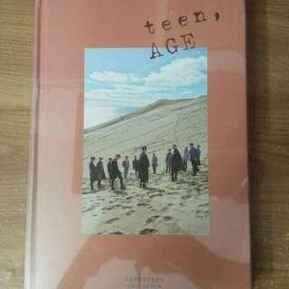SEVENTEEN 2ND ALBUM 'TEEN AGE'