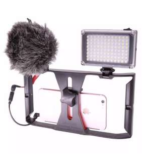 Ulanzi Smartphone Video Rig for Mobile filmmakers