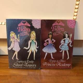 The Tiara Club Books
