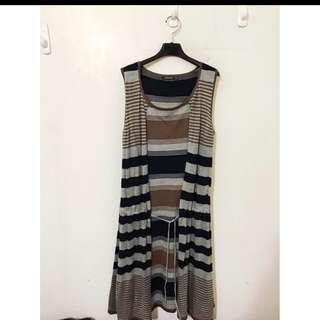 MOMA精品針織洋裝 原價3480 超級顯瘦的 ML都可 女神級單品