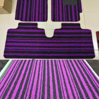 Customized car Carpet