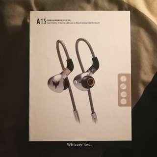 Whizzer A15 earphones