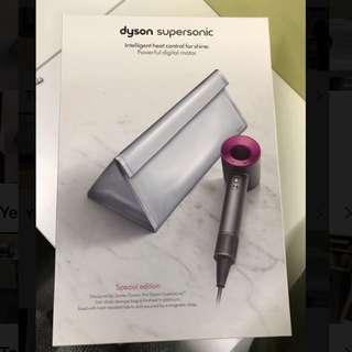 全新Dyson supersonic hair dryer 戴森風筒