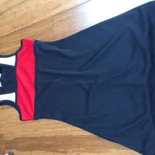 Tommy hilfigure look alike dress