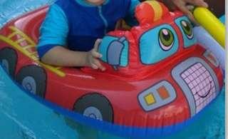 玩具車款 消防車款 游泳水泡