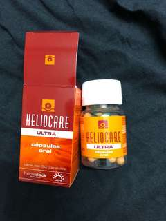 HELIOCARE ultra oral calsules