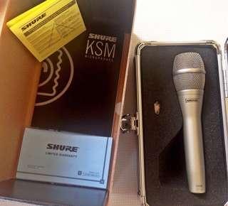 Shure KSM 9