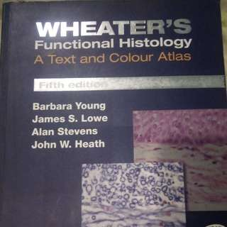 Wheater's Functional Histology 5th Ed