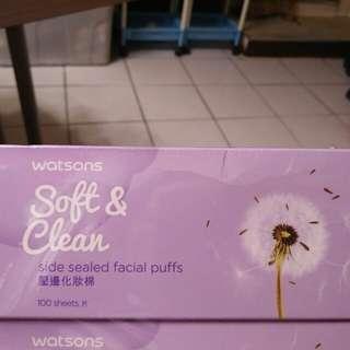 化妝棉 (單盒)