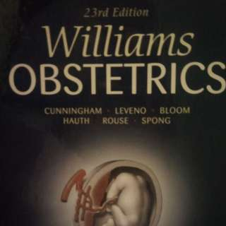 Williams Obstetrics 23rd ed