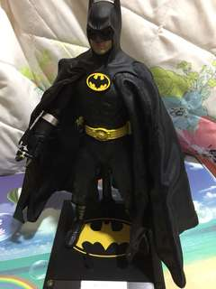 Hot toys DX09 1989 Michael Keaton Batman